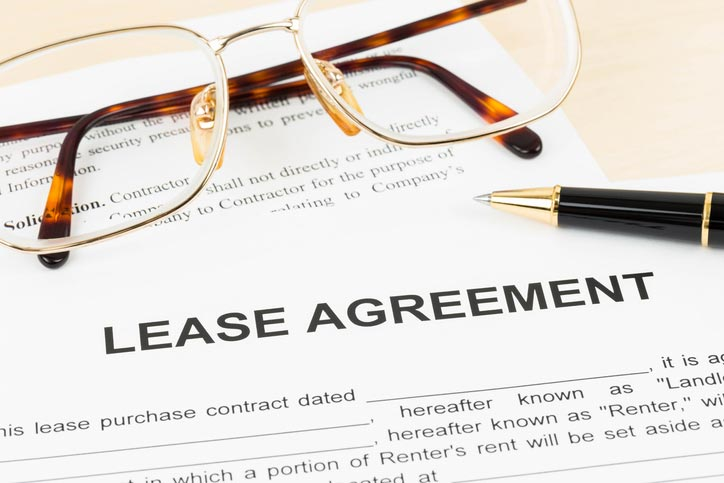 Different Lease Terms